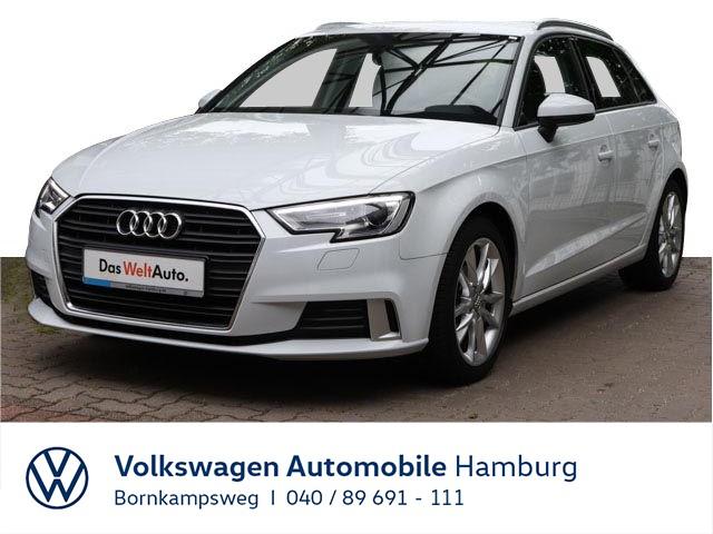 Audi A3 Sportback 1.0 TFSI sport S tronic/SITZHZG/SOUND/LM17, Jahr 2019, Benzin