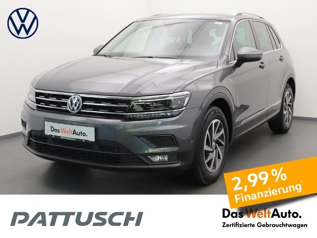 Volkswagen Tiguan 1.4 TSI Sound AHK Kamera Standhzg., Jahr 2017, Benzin