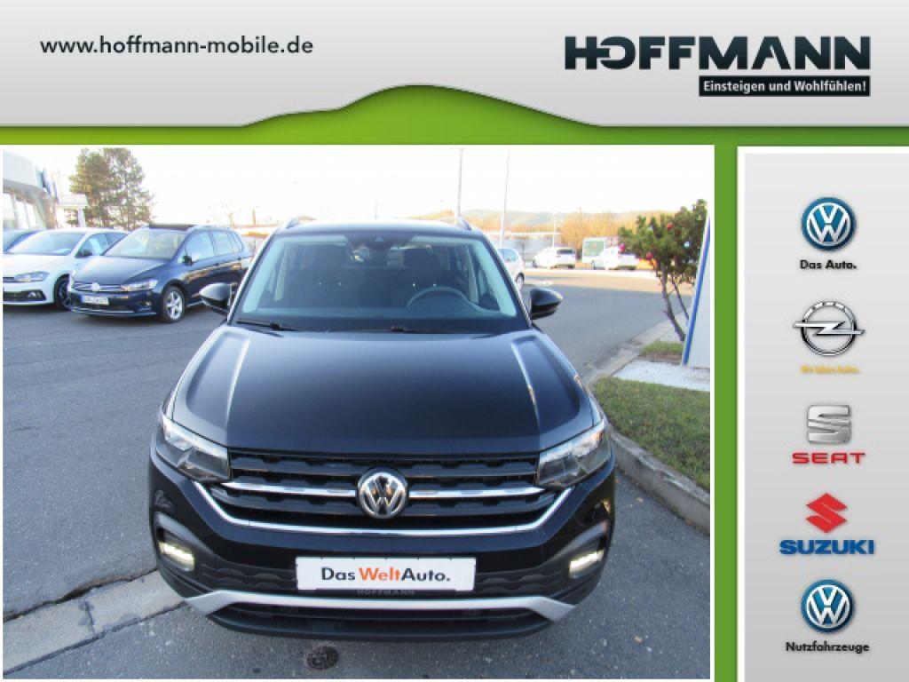 Volkswagen T-Cross 1.0 TSI Life Navi, Jahr 2020, Benzin