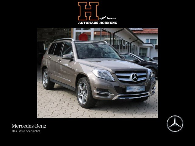 Mercedes-Benz GLK 250 BT/4M/Kamera/ Offroad-Technik/AHK/PanoSD, Jahr 2013, Diesel