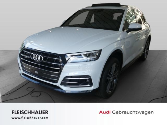 Audi Q5 50 TFSI e quattro sport UPE 79.318,75 EUR, Jahr 2019, Hybrid