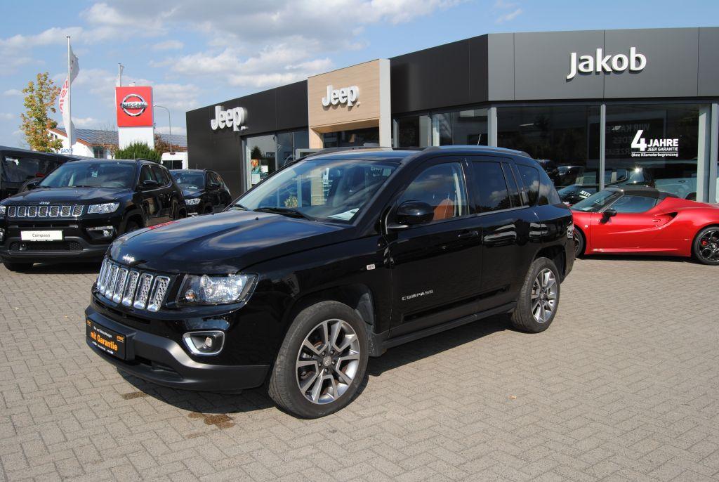 Jeep Compass 2.2I CRD 4x2 Limited, Jahr 2014, diesel