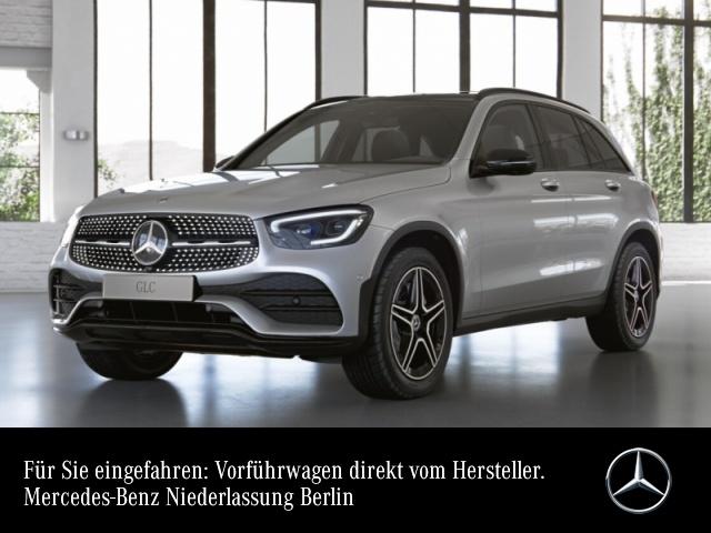 Mercedes-Benz GLC 300 d 4M AMG+Night+Pano+360+AHK+MultiBeam+Spur, Jahr 2020, Diesel