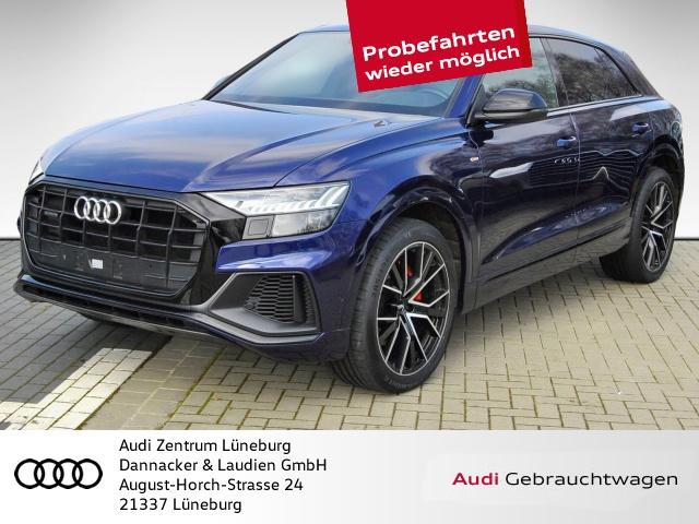 Audi Q8 50 3.0 TDI quattro 1Hd. Alu MatrixLED NaviPlus, Jahr 2018, Diesel