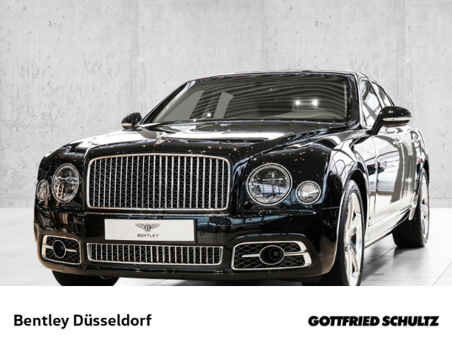 Bentley Mulsanne Speed BENTLEY DÜSSELDORF, Jahr 2019, Benzin