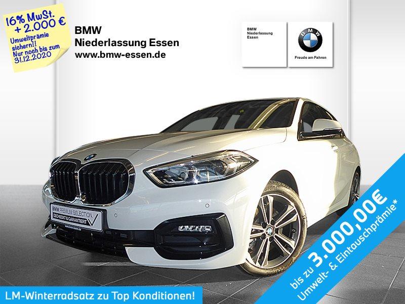 BMW 118d Sport Line, Jahr 2020, Diesel