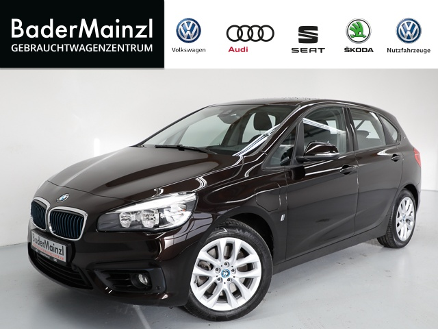 BMW 225xe Advantage Active Tourer SiHei, Jahr 2016, petrol