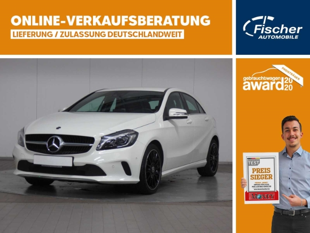 Mercedes-Benz A 220 2.2 CDI Urban DSG AHK/LED/NAV/18'', Jahr 2017, Diesel