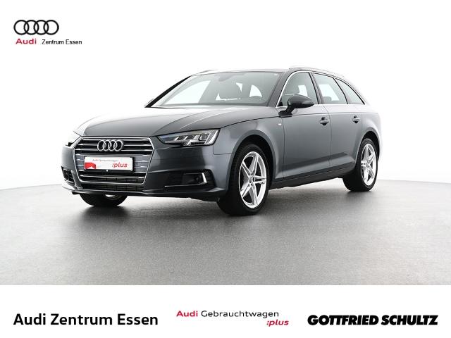 Audi A4 Avant sport g-tron 2.0 TFSI S-TRONIC MATRIX NAV SHZ PDC FSE MUFU, Jahr 2018, Gas