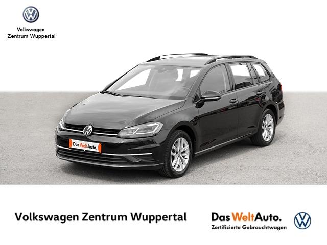 Volkswagen Golf Var 1 6 TDI NAVI LED STANDHZG PDC LM ZV, Jahr 2018, Diesel