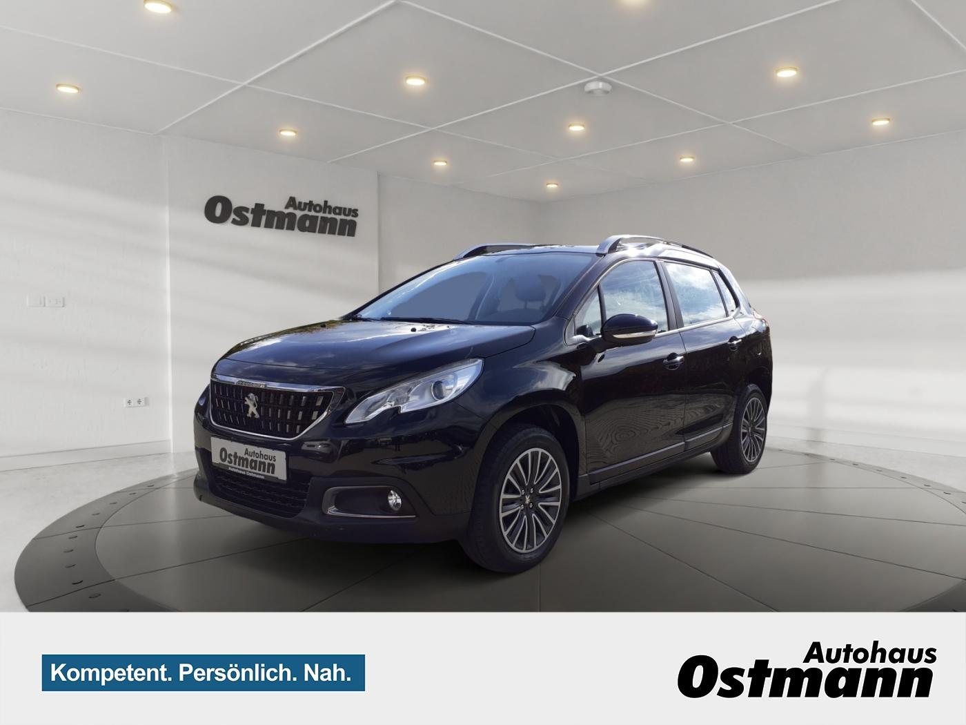 Peugeot 2008 1.2 PureTech Active NAVI LED KLIMA TEMPOMAT, Jahr 2016, Benzin
