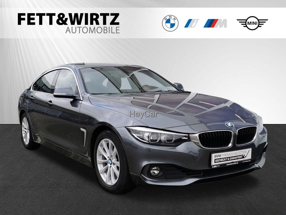 BMW 420 Gran Coupe GC Aut. Navi LED GSD Kamera Tempomat Sitzhz, Jahr 2017, Benzin