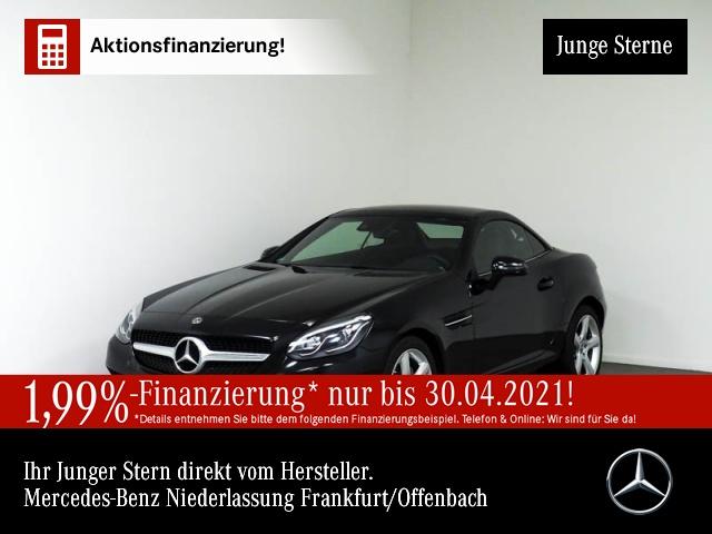 Mercedes-Benz SLC 300 Pano ILS COMAND PTS Airscarf Memory PTS, Jahr 2019, Benzin