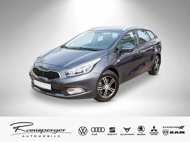 Kia Ceed Sportswagon 1.6 GDI Klimaautomatik, Jahr 2013, Benzin