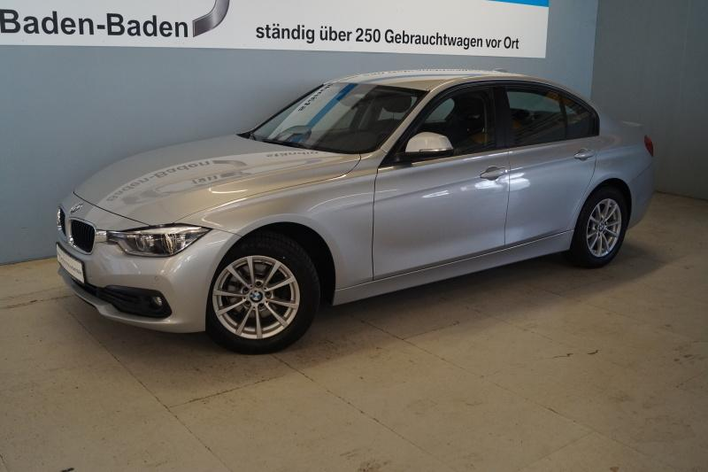 BMW 318d Advantage Klimaaut. AHK PDC LM Servotronic, Jahr 2017, Diesel