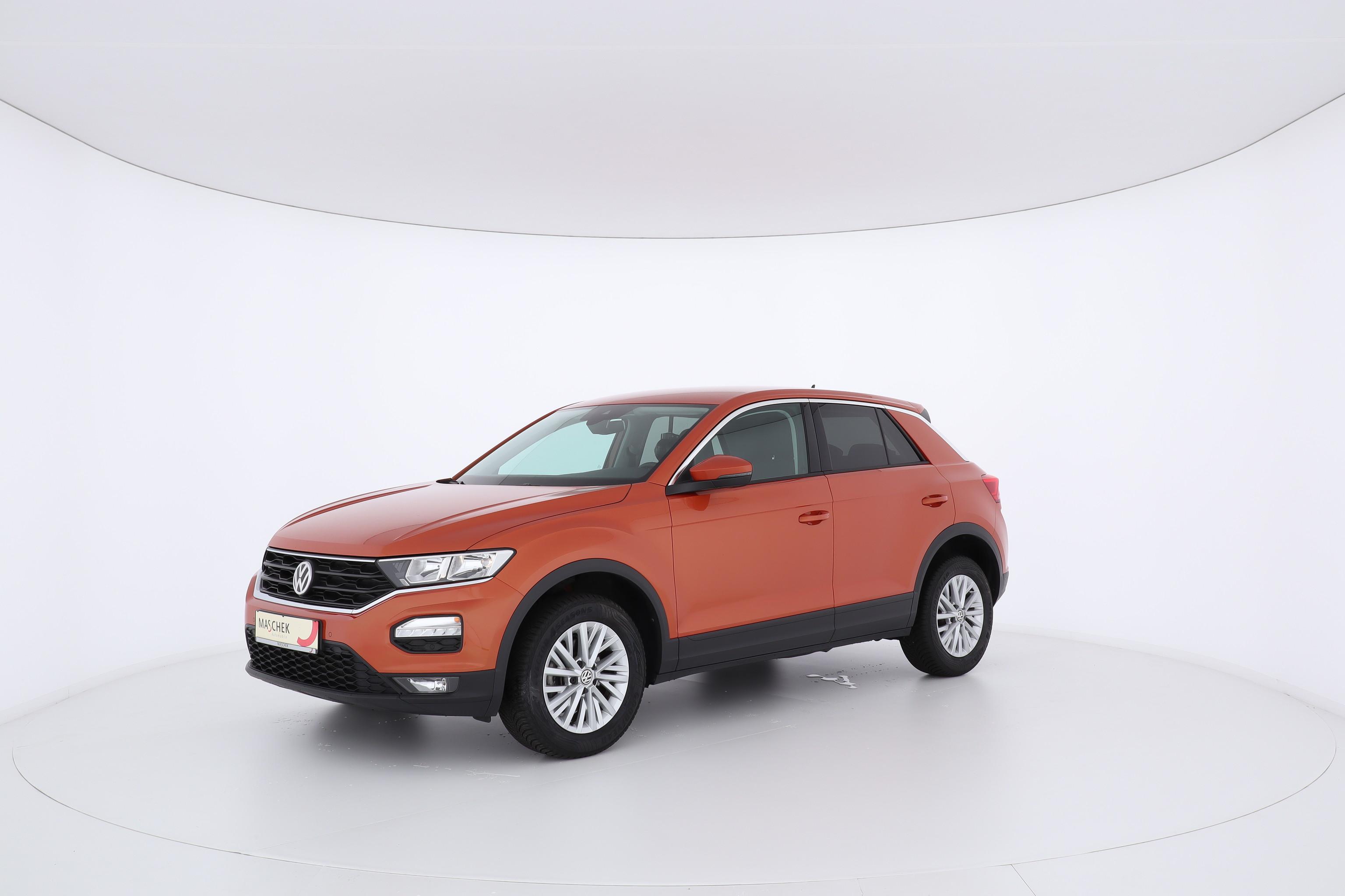 Volkswagen T-ROC 1.6 TDI Navi EPH Winterpaket Climatronic M, Jahr 2018, Diesel