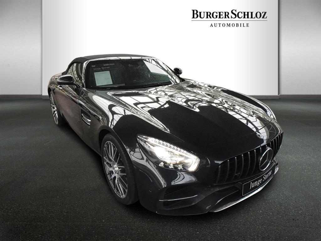Mercedes-Benz AMG GT Roadster Burmester/Comand/Distronic, Jahr 2017, Benzin
