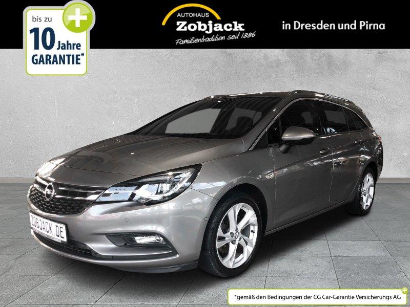 Opel Astra-K ST Dynamic S/S 1.6 Navi,Kamera,DAB, Jahr 2016, Diesel