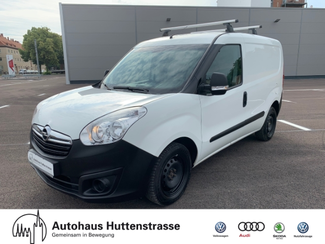 Opel Combo Kasten L1H1 2,2t 1.3 CDTI AHK Klima, Jahr 2014, Diesel