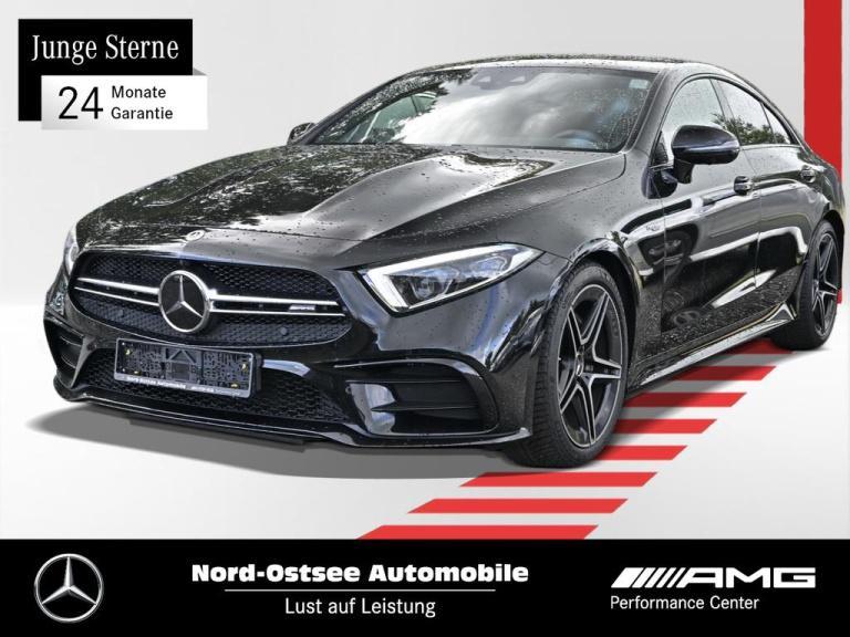 Mercedes-Benz CLS 53 AMG 4M+ Comand Distr Multibeam Wide 360°, Jahr 2019, Benzin