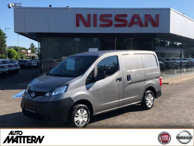 Nissan NV200 Kasten Comfort 2 Schiebetüren Gittertrennwand, Jahr 2018, Benzin