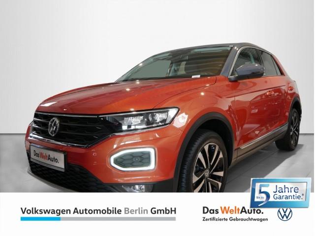 Volkswagen T-Roc 1.5TSI DSG United NAVI AHK LED PDC, Jahr 2020, Benzin