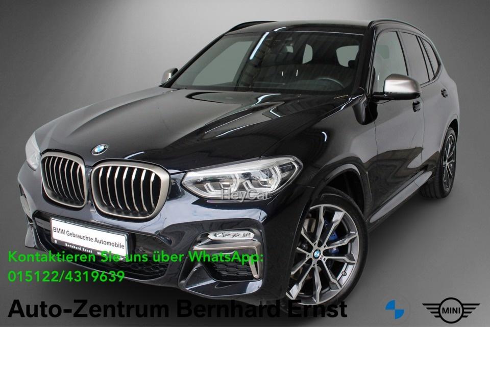 BMW X3 M40i AT Navi Prof. Sport Aut. Klimaaut. RFT, Jahr 2018, Benzin