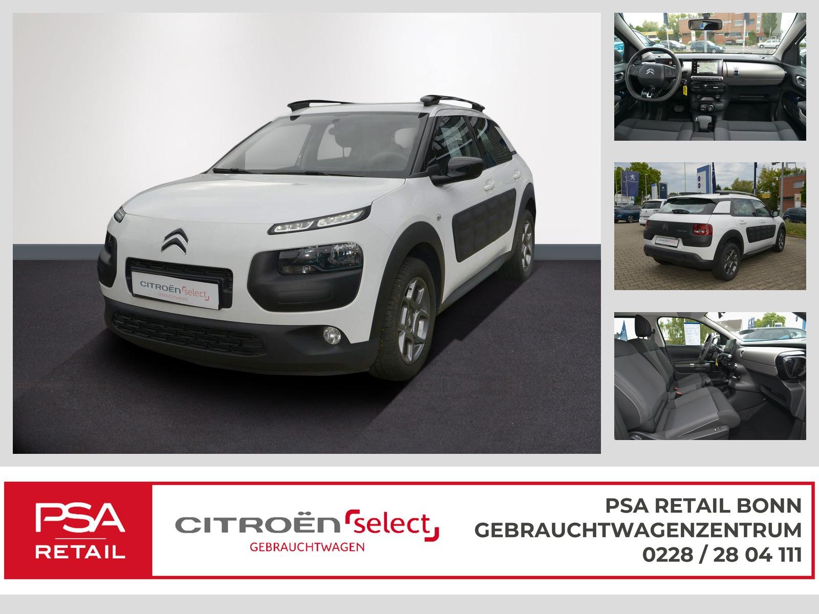 Citroën C4 Cactus BlueHDi 100 ETG6 Feel NAVI BT, Jahr 2017, Diesel