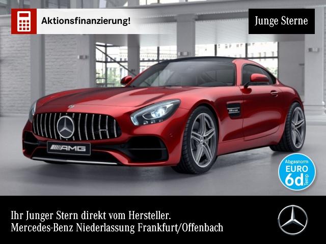 Mercedes-Benz AMG GT Cp. Keramik Perf-AbGas Perf-Lenk Pano LED, Jahr 2019, Benzin