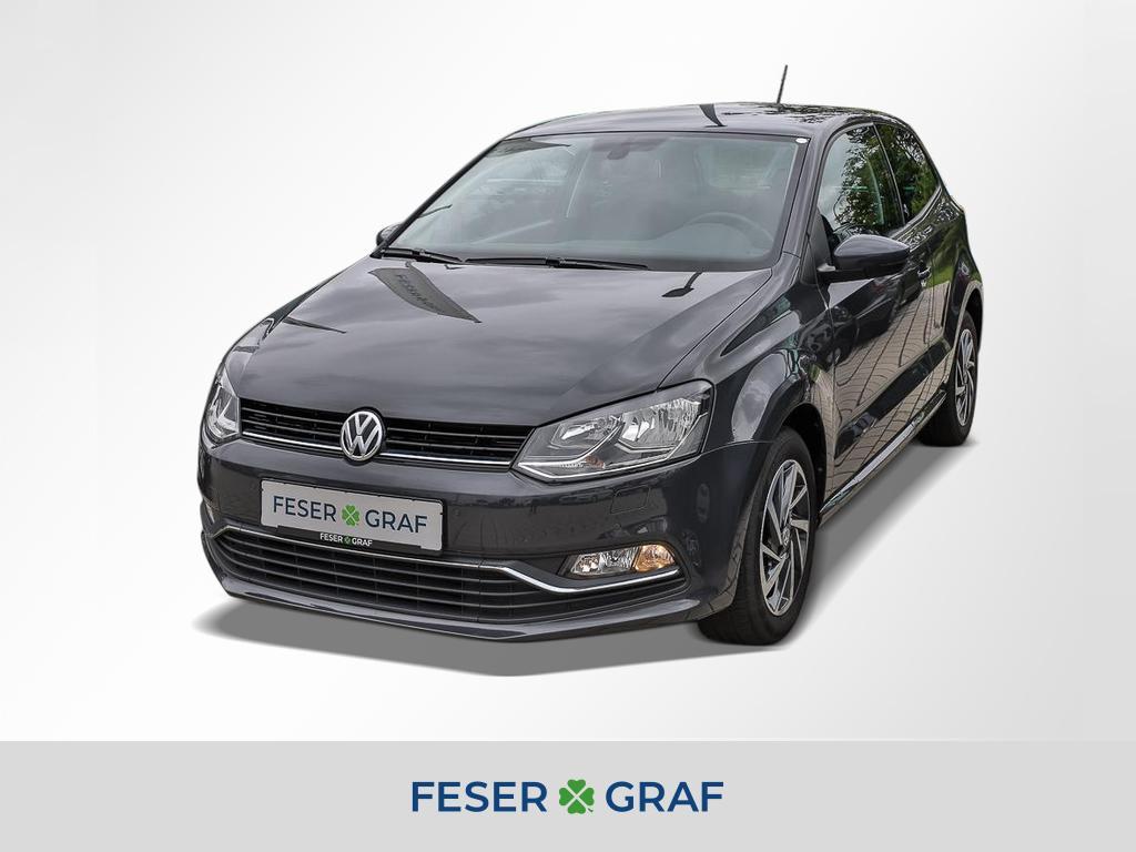 Volkswagen Polo 1.4 TDI Sound NAVI, Jahr 2017, Diesel