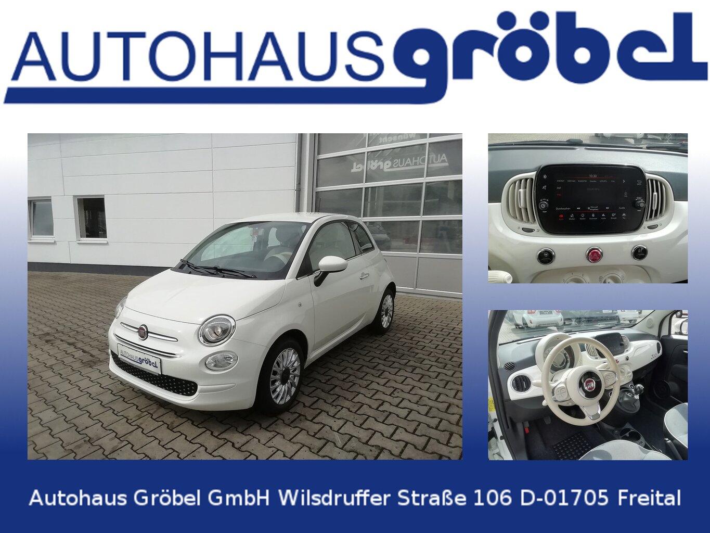 Fiat 500 1.2 8V Lounge Klima,Bluetooth/Touch Radio, Jahr 2020, Benzin