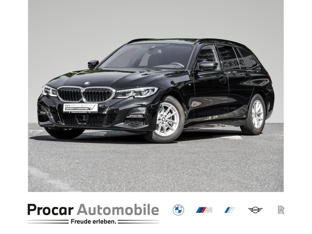BMW 320i ++A+M-SPORTPAKET+HEAD-UP+HIFI+DAB+LED+WLAN+RFK++, Jahr 2020, Benzin