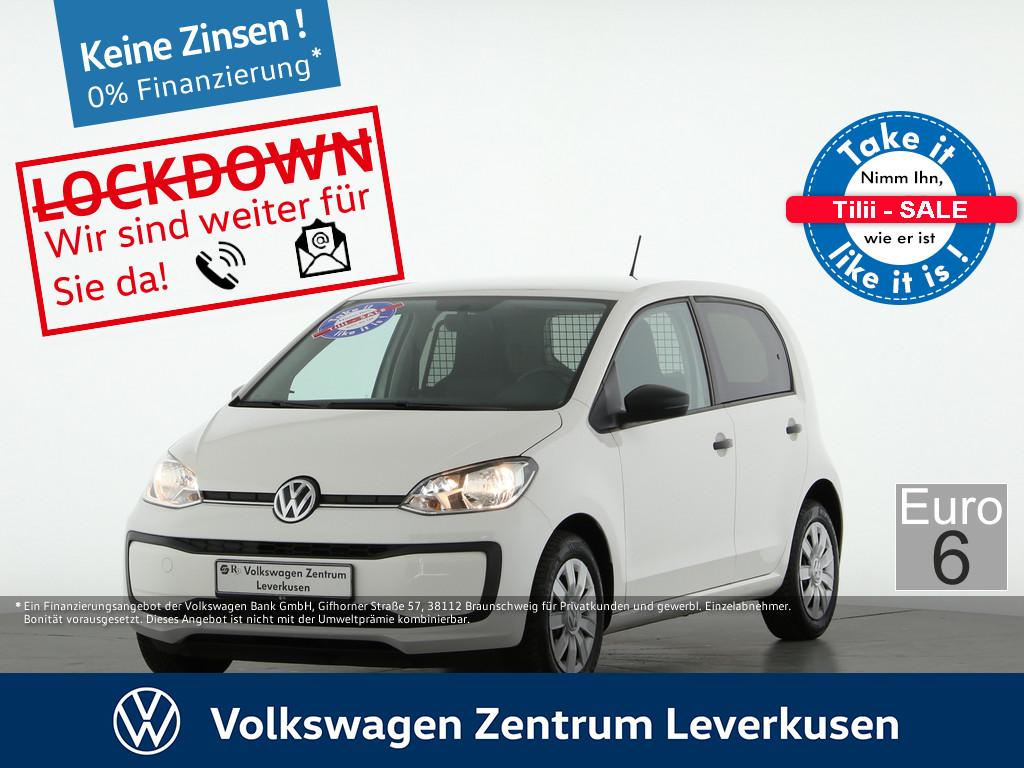 Volkswagen up! 1.0 load up!, Jahr 2016, Benzin