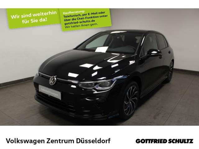 Volkswagen Golf VIII 1.5 eTSI DSG R-Line *LED*Navi*Kamera*Keyless*, Jahr 2020, Benzin