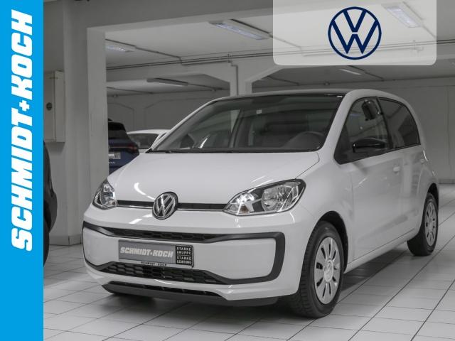 Volkswagen up! 1.0 BMT move up! Roof-Pack, Bluetooth, Jahr 2019, Benzin