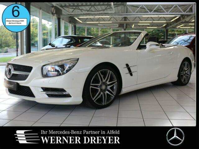 Mercedes-Benz SL 400, AMG, ILS, Comand, Distronic+, Kamera!!!, Jahr 2015, Benzin