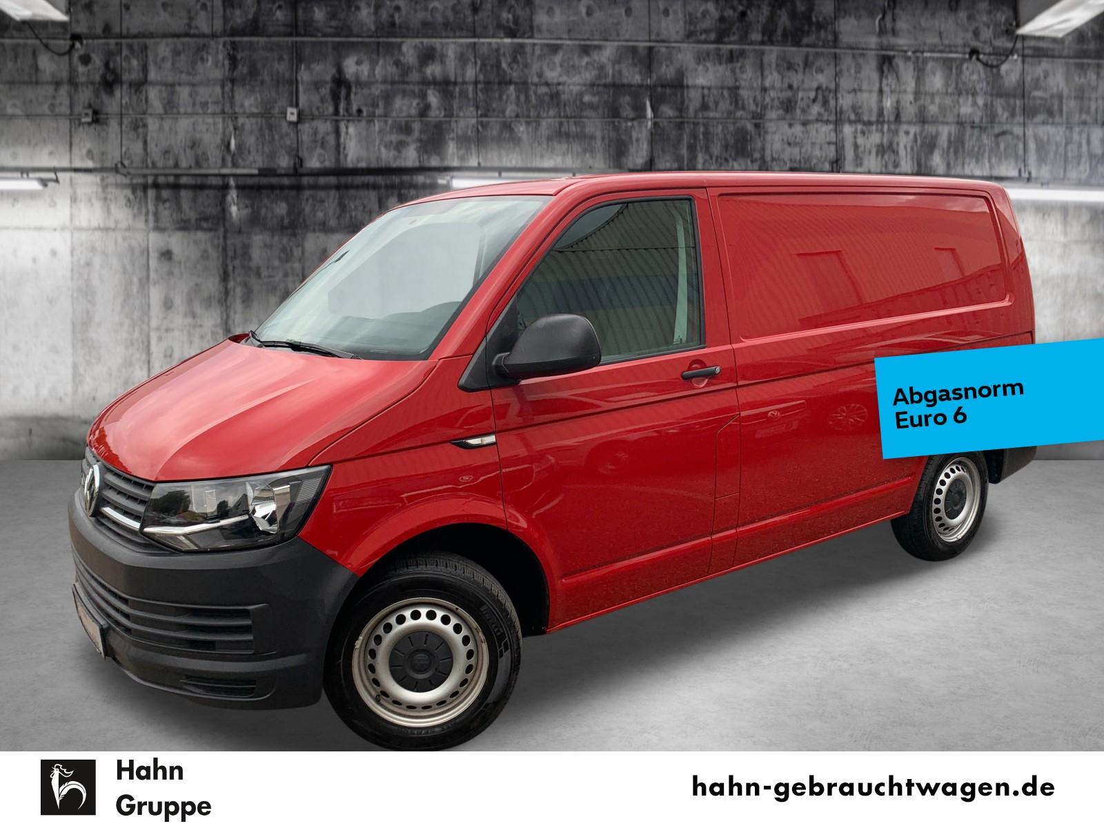 Volkswagen T6 Kasten 2.0TDI Climatr ZV Radio Start/Stop, Jahr 2017, Diesel