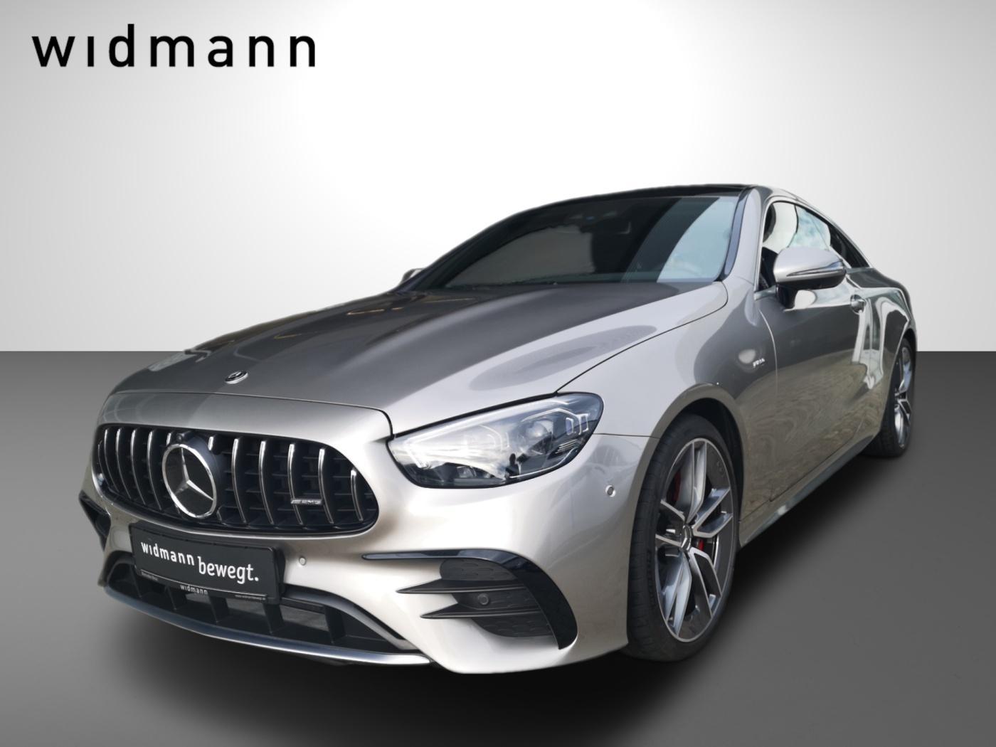 Mercedes-Benz AMG E 53 4MATIC+ Coupé Sitzklima*Drivers P., Jahr 2021, Benzin