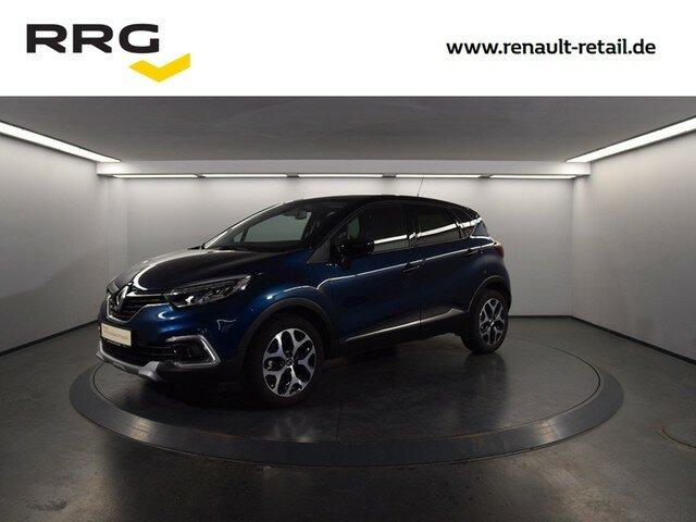 Renault CAPTUR COLLECTION TCe 130 RÜCKFAHRKAMERA, Jahr 2019, Benzin