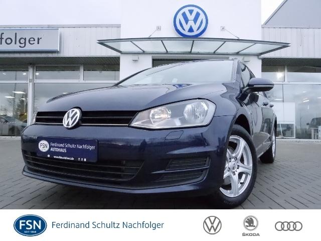 Volkswagen Golf VII Variant 1.6 TDI Climatronic Sitzh GRA, Jahr 2015, Diesel