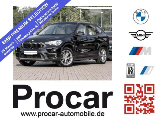BMW X1 xDrive20i Aut. Navi Bus. PDC v+hi. 18 Zoll LM, Jahr 2017, Benzin