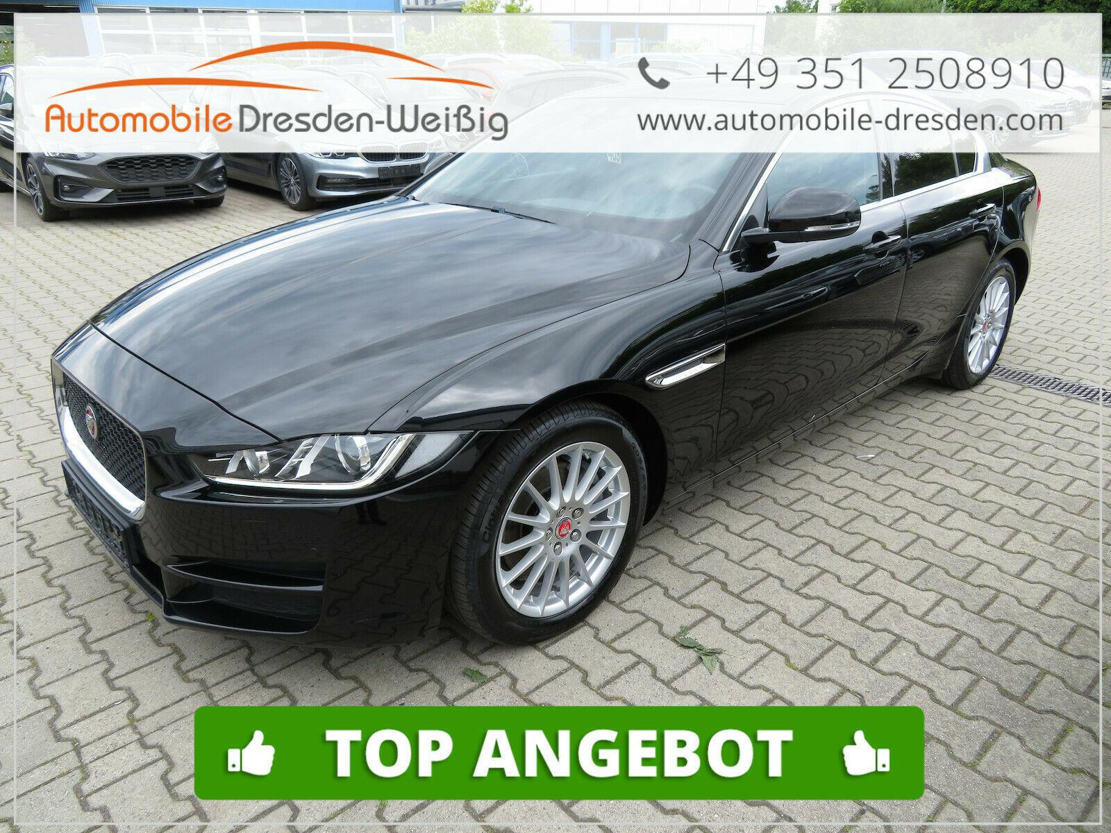 Jaguar XE 2.0 Prestige*Leder*Navi*Bi Xenon*99g CO2, Jahr 2016, Diesel