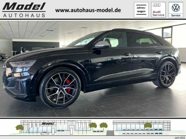 Audi SQ8 TDI | HuD | Pano | B&O | Standheizung, Jahr 2020, Diesel