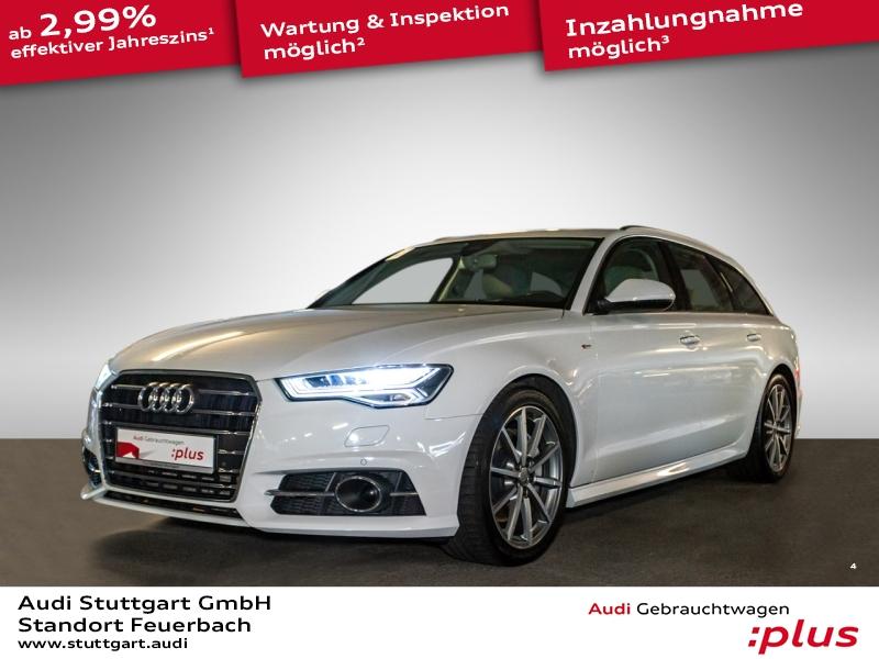 Audi A6 Avant 3.0TDI quattro S line AHK Pano LED Navi, Jahr 2017, Diesel