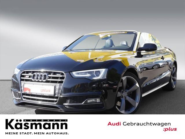Audi S5 Cabriolet 3.0 TFSI quat. Xenon*Navi*Leder*B&O, Jahr 2015, Benzin