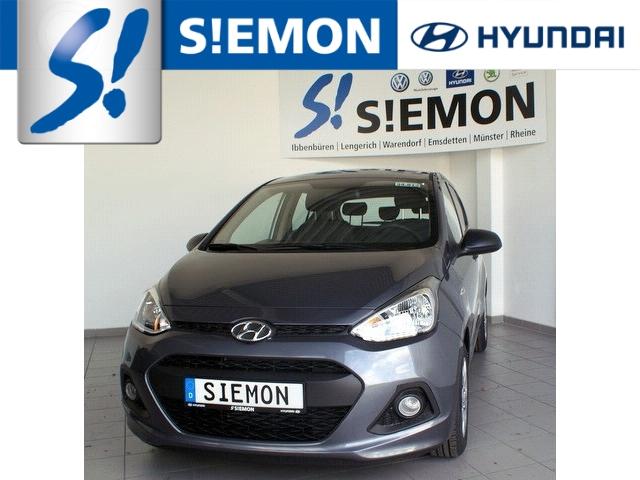 Hyundai i10 1.0 Classic Klima GJR Radio CD MP3 ZV, Jahr 2015, Benzin
