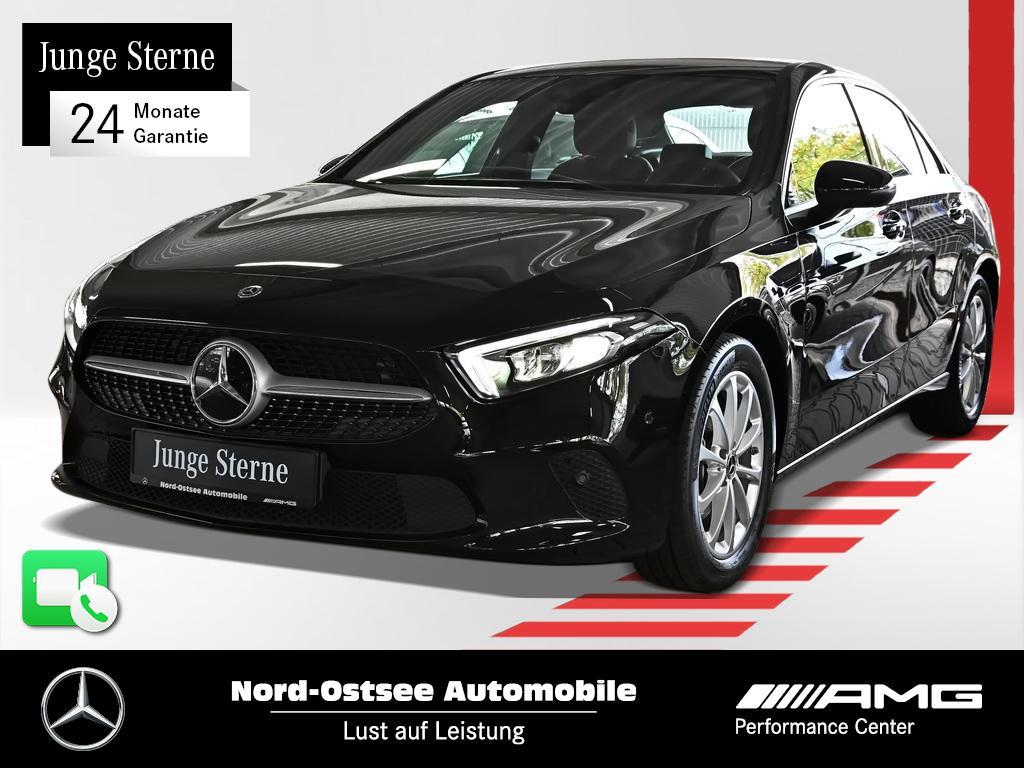 Mercedes-Benz A 180 Progressive Limo Navi MBUX R-Kamera SHZ, Jahr 2020, Benzin