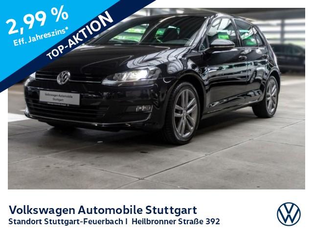 Volkswagen Golf VII 1.4 TSI Highline Navi Bi-Xenon Sitzheizung, Jahr 2016, Benzin