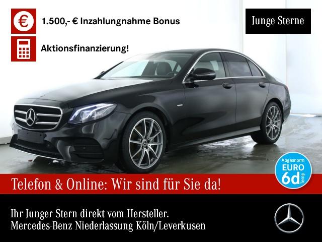 Mercedes-Benz E 200 d SPORTSTYLE Ed.AMG.Multi.Burmester.get.Gl, Jahr 2019, Diesel