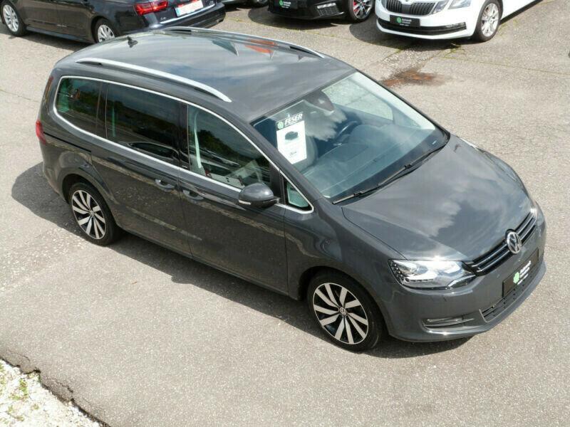 Volkswagen Sharan 2.0 TDI Allstar XENON ACC SHZ NAVI eTÜREN, Jahr 2017, Diesel